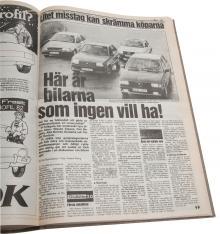 Vi Bilägare 22/1985.