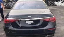 Nya Mercedes S-klass avslöjad i förtid – här är nya designen