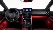 Officiell: Här är nya Lexus IS –som svenska köpare går miste om