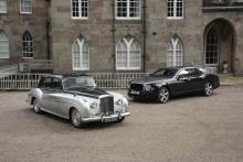 Bentley pensionerar klassiska V8-motorn