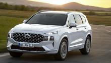 Nya Hyundai Santa Fe officiell – kommer som laddhybrid