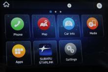 Multimediasystemet Starlink har krånglat på vissa bilar.