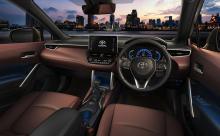 Toyota Corolla Cross är en ny suv som svenska köpare blir utan