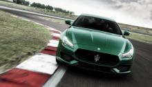 Här är nya Maserati Ghibli och Quattroporte Trofeo