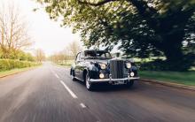 Rolls-Royce klassiska modeller får eldrift – kostar 5 miljoner