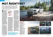 Provkörd: Land Rover Defender.