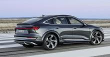 Svenska priser för Audi e-tron S – så mycket kostar nya sportsuven