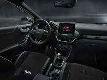 Ford Puma ST officiell – prestandasuv med 200 hästar