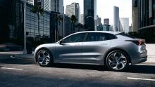 Lynk & Co Zero avslöjar Volvos nya elbilsplattform