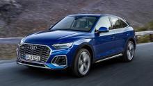 Premiär för Audi Q5 Sportback – här är nya coupésuven