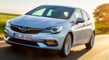 Nästa generation Opel Astra är en stor nyhet för märket. Även den blir eldriven, som komplement till de vanliga bensin- och dieselmotorerna.