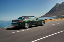 Premiär för BMW 4-serie Cabriolet – numera med tygtak