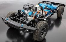Jeep Wrangler 4xe – terrängikonen nu som laddhybrid