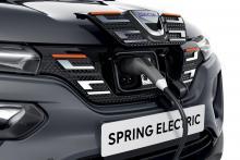 Premiär för Dacia Spring – här är Europas billigaste elbil