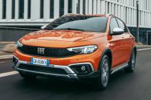 Fiat Tipo Cross är en upphöjd utmanare till Volkswagen Golf Alltrack