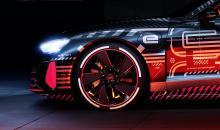 Så låter Audi e-tron GT – spännande ljud i nya elbilen