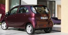 Slutkört för Mitsubishi i-MiEV – pionjärelbilen läggs ned