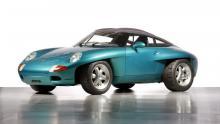 Porsche Panamericana Concept från 1989.
