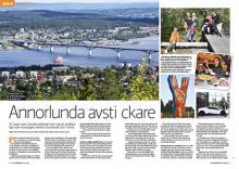 Restips: Avstickare mellan Sundsvall och Timrå.