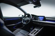 Volkswagen Golf R officiell med mer effekt och nytt driftingläge