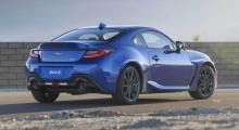Officiell: Subaru BRZ i ny generation – modernare och starkare