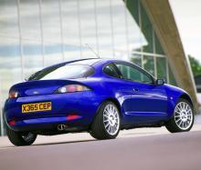 Meningen var att bilen skulle heta Puma ST160 men namnet ändrades till produktionen.