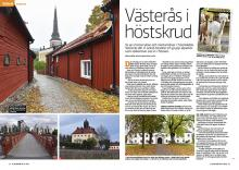 Resereportage: Västerås.
