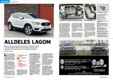 Provkörd: Volvo XC40 T2.