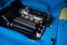 Nya bilder: Volvo visar interiören i P1800 Cyan