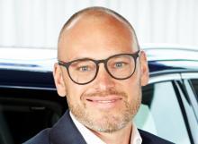 Björn Annwall är chef för verksamheten i Europa, Mellanöstern och Afrika på Volvo Cars.