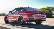 Premiär för BMW M5 CS: Starkare, lättare – och betydligt dyrare