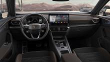 Premiär för Cupra Formentor VZ5 – lånar turbofemman från Audi