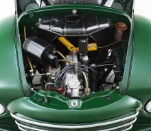 Fiat 500 Topolino var liten – men inte löjlig