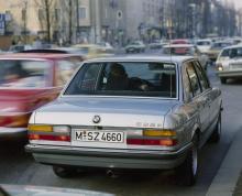 """BMW 5-serie E28: """"Fortfarande en högst attraktiv modell"""""""