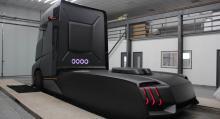 Geely utvecklar eldriven lastbil med utbytbart batteri