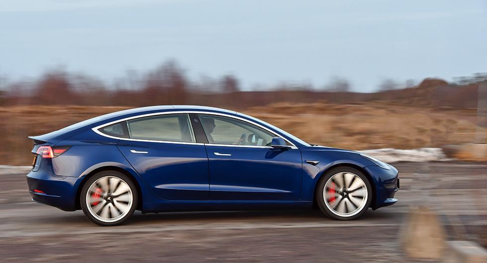 Provkörning: Tesla Model 3 (2019) | Vi Bilägare