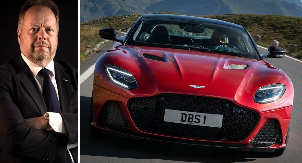 Efter börsfiaskot: Nu får Aston Martin-chefen gå
