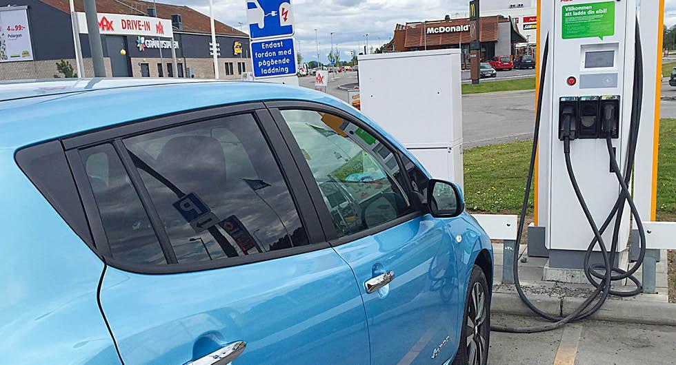 Stresstest avslöjar: Så påverkas elnätet av elbilsladdning