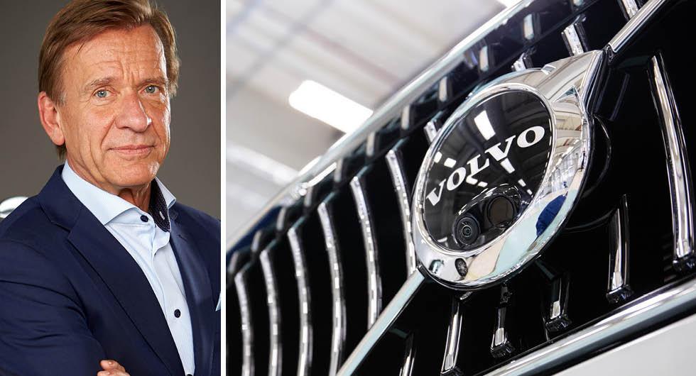 """Full fart hos Volvo: """"Bra att vara optimistisk"""""""