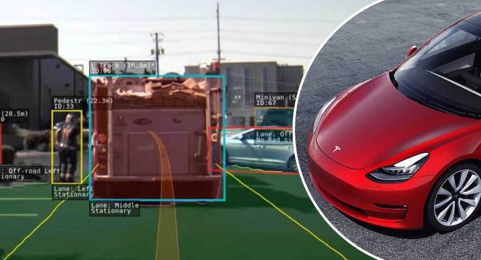 Elon Musk lovar jättekliv för Teslas nya Autopilot
