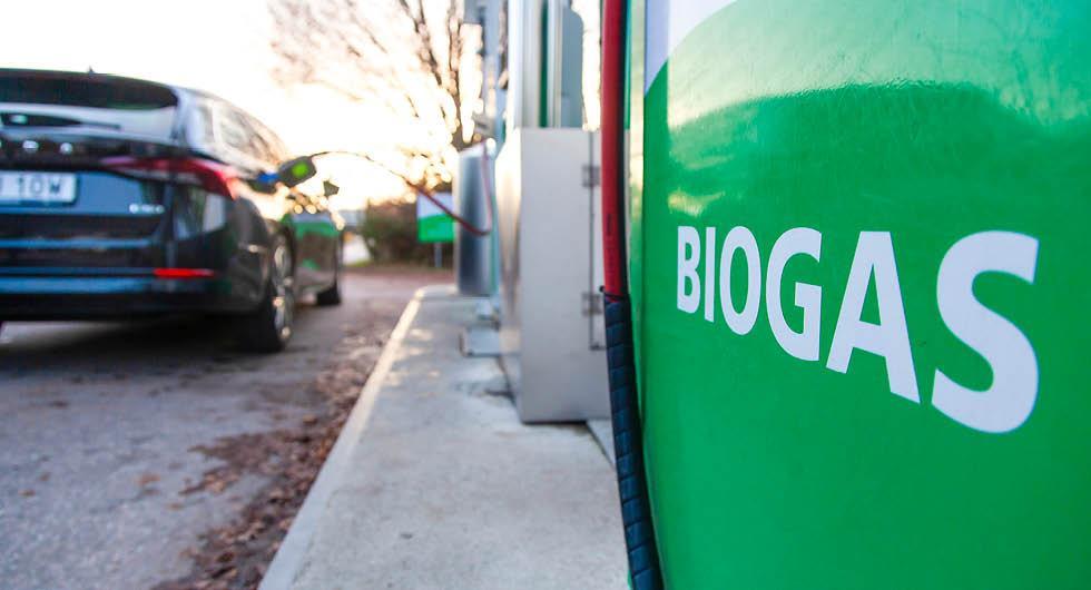 Nya förslaget: Billigare besiktning för gasbilar