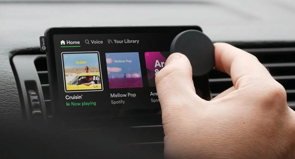 "Spotify lanserar ny ""bilgrej"" – som ges bort gratis"