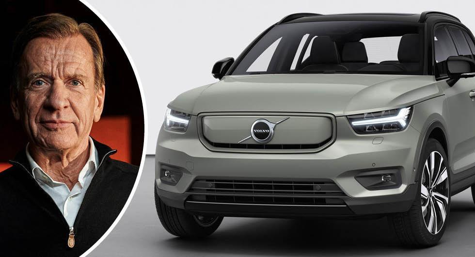 Börsnotering av Volvo Cars ger miljarder till utveckling av elbilar