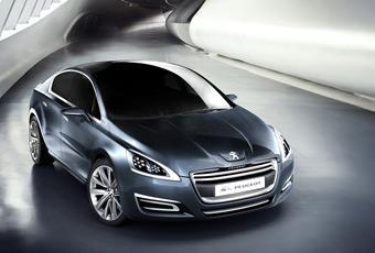 Bildspel: 5 by Peugeot - förhandstitt på nya 508