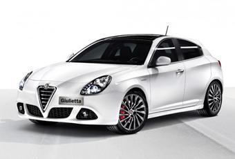 Bildspel: Alfa Romeo Giulietta får premiär