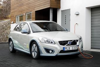 Bildspel: Elektrisk Volvo 2011
