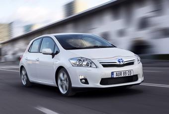 Bildspel: Toyota Auris HSD - Vi Bilägare provkör