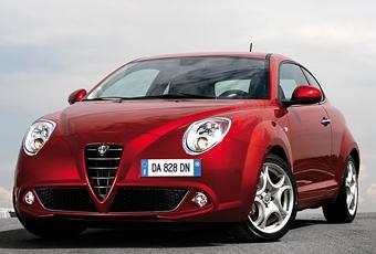 Alfa Romeo MiTo.