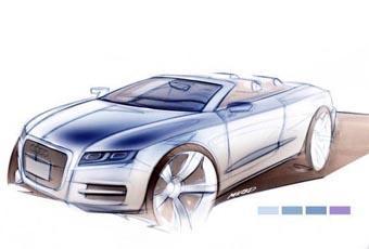 Audi A5 Cabriolet.