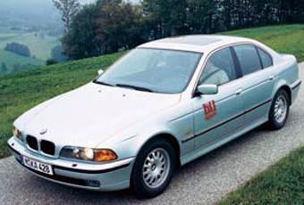 Bildspel: BMW 528 1998